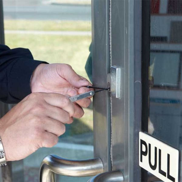 Offered Commercial Locksmith Services